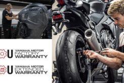 Yamaha garantia