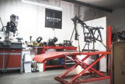 Brixton Sunray 125 custom project (1)