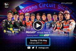 Carrera virtual MotoGP MisanoPlay