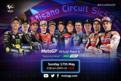 Carrera virtual MotoGP Misano