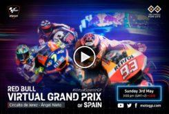 GP virtual Jerez MotoGP Moto2 Moto3Play
