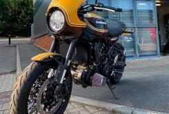 Kawasaki Z900 kit turbo