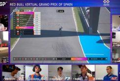 Maverick Vinales Victoria GP virtual Jerez