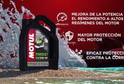 Motul Powersport moto agua
