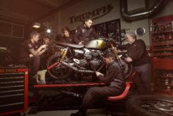 Triumph Garage Icon concurso 15