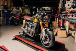Triumph Garage Icon concurso 22