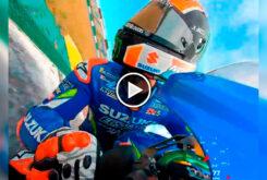 Alex Rins Portimao Suzuki GSX R1000RPlay