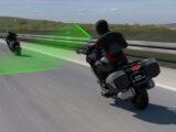 BMW Motorrad Control de Crucero Activo ACC