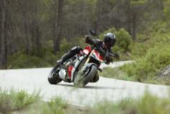Ducati Streetfighter V4 S 2020 prueba 2