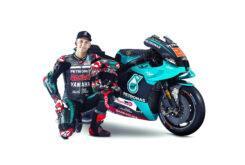 Fabio Quartararo Petronas Yamaha MotoGP 2020