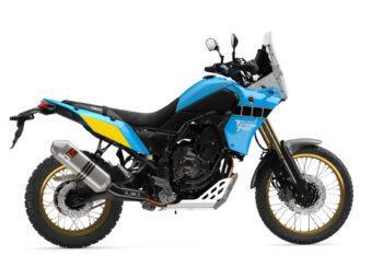 Yamaha Ténéré 700 Rally Edition 2020 43