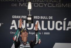 Fabio Quartararo MotoGP Jerez 2020 GP Andalucia