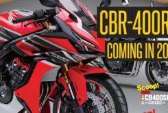 Honda CBR400RR 2022