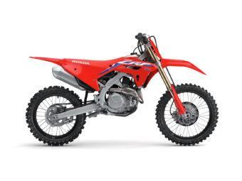 Honda CRF450R 20217