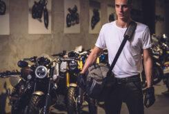 Kappa Rambler Range bolsas blandas moto equipaje 12