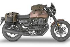 Kappa Rambler Range bolsas blandas moto equipaje 21