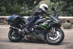 Kawasaki Ninja 1000SX 2020 prueba 15