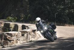 Kawasaki Ninja 1000SX 2020 prueba 6