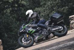 Kawasaki Ninja 1000SX 2020 prueba 7