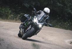 Kawasaki Ninja 1000SX 2020 prueba 8