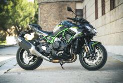 Kawasaki Z H2 2020 detalles 1