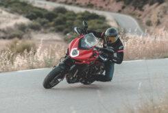 MV Agusta Turismo Veloce 800 Rosso 2020 pruebaMBK (61)
