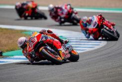 Marc Marquez Remontada MotoGP Jerez 2020 (4)