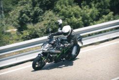 Prueba Kawasaki Z H2 2020 15