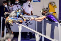 Valentino Rossi Luca Marini MotoGP Jerez 2020