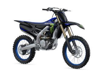 Yamaha YZ250F 2021 Monster Energy