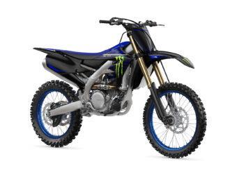 Yamaha YZ450F 2021Monster Energy