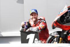 Andrea Dovizioso Ducati MotoGP Austria 20204