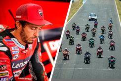 Andrea Dovizioso marcha Ducati opinion pilotos MotoGP