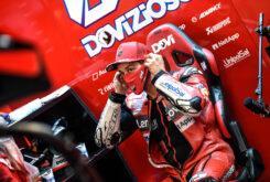 Andrea Dovizioso MotoGP Austria 2020 adios Ducati