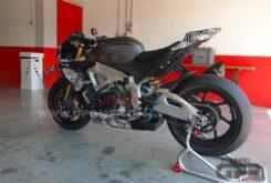 Aprilia Tuono V4 1100 Factory 2021 aerodinamica MotoGP