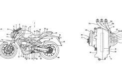 Honda CB125R electrica Patentes filtradas