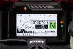 Honda CBR600RR 2021 electronica