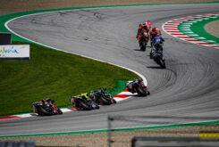 Horarios GP Estiria MotoGP Austria 2020