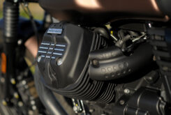 Moto Guzzi V7 III Stone 2020 detalles 13