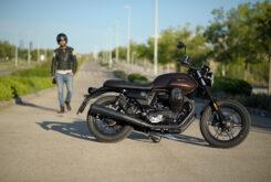 Moto Guzzi V7 III Stone 2020 detalles 4