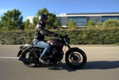 Moto Guzzi V7 III Stone 2020 prueba 15