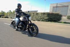 Moto Guzzi V7 III Stone 2020 prueba 16