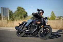 Moto Guzzi V7 III Stone 2020 prueba 22