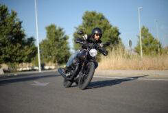 Moto Guzzi V7 III Stone 2020 prueba 25