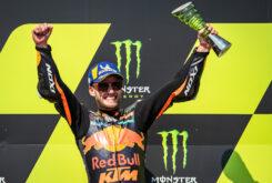 MotoGP KTM Brad Binder 2020 Brno6