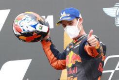 Pol Espargaró MotoGP Estiria 2020 KTM Podio