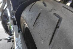 Prueba ContiSportAttack 4 desgaste 1500 km