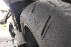 Prueba Continental ContiSportAttack 4 viaje desgaste 2000 km