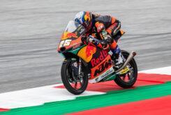 Raul Fernandez Moto3 GP Austria 2020