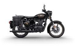 Royal Enfield Classic 500 Tribute Black 2020 (11)